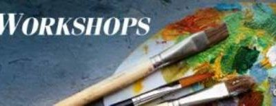 Artists' Alliance – Upcoming Workshops